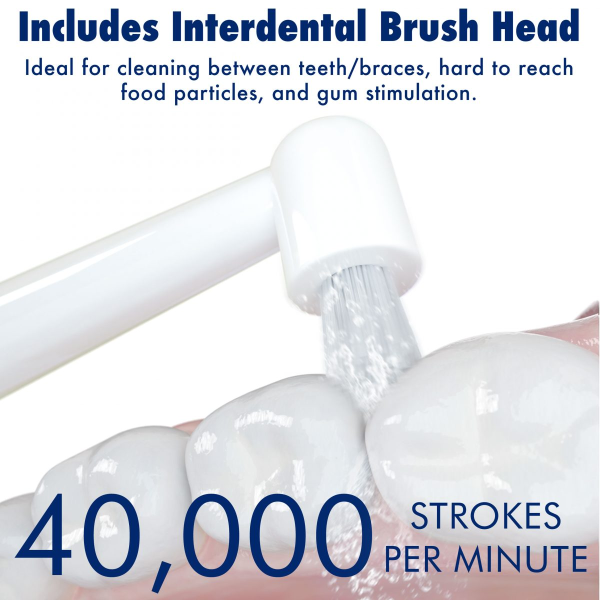 sonic fx sonic toothbrush soft nylon bristles